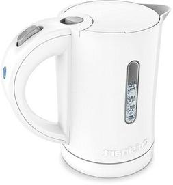 0.5 Liter White Cordless Electric Hot Water Plastic Kettle B