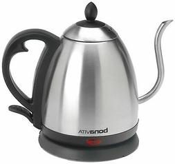 Bonavita 1.0L Electric Kettle Featuring Gooseneck Spout BV38