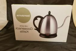 Bonavita 1.0L Gooseneck Variable Temperature Electric Tea Ke