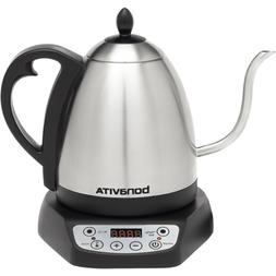 Bonavita 1.0L Variable Temperature Electric Gooseneck Kettle