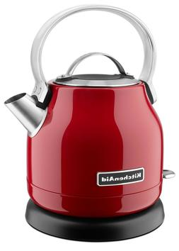 KitchenAid 1.25L Electric Kettle Hot Water Tea Coffee Empire