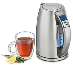 Cuisinart 1.7-liter Electric Kettle in Stainless Steel