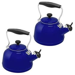 Chantal 1.7 Quart Durable Enamel on Steel Vintage Stovetop T