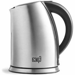 1.75 Electric Kettles Quart Cordless Stainless Steel Kitchen