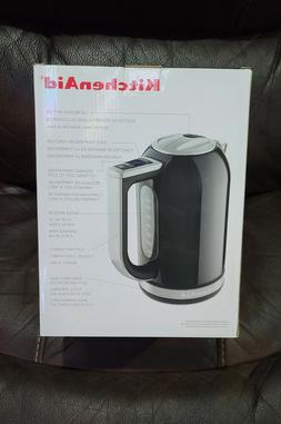 KitchenAid 1.7L Electric Kettle Black