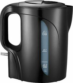 Insignia- 1.7L Electric Kettle - Black