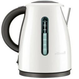 Breville 1.7L Soft Top Stainless Steel Kettle Kitchen Electr