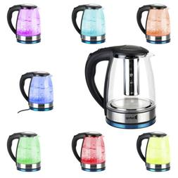 1 8l electric hot water kettle colourful