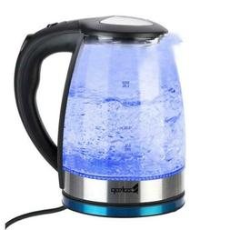 Electric Kettle Hot Water Boiler With Filter Auto Shut-off T