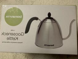 Bonavita 1 Litre Stainless Steel Stovetop / Induction Use Go
