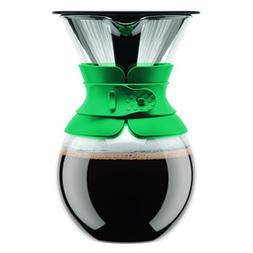 Bodum 11571-159 Pour Over Coffee Maker with Permanent Filter