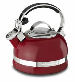 KitchenAid 2.0-Quart Stove Top Kettle with Full Stainless St