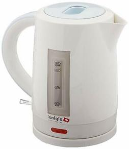 Alpina SF3914 220V 240V Electric Cordless Kettle 220 volt Europe Power Cord Plug