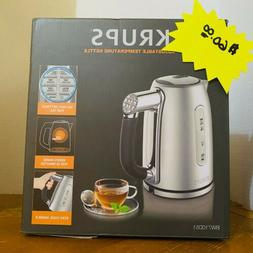 KRUPS 8010000092 BW710D51 Adjustable Temperature Kettle with