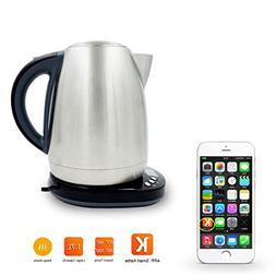 AIMOX Smart Wifi Stainless Steel Electric Kettle through Sma