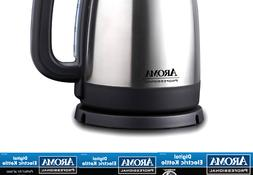 Aroma Housewares AWK-299SD Digital Electric Kettle, 1.7 L, S