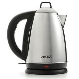 Aroma Housewares Hot H20 X-Press 1.5  Liter  Cordless Electr