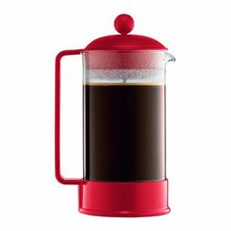 Bodum Brazil French Press Coffee Maker, 34 Ounce, 1 Liter ,