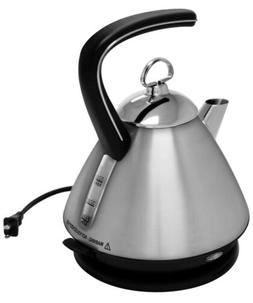 Chantal Ekettle Electric Water Kettle, Brushed Stainless Ste