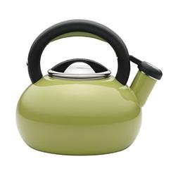 Circulon 2-Quart Sunrise Teakettle, Green