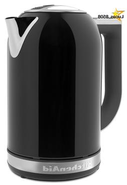 Kitchenaid - 1.7l Electric Kettle - Onyx Black