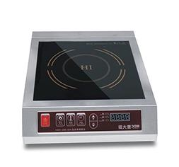 Mai Cook Stainless Steel 3500W Electric Induction Cooktop, E