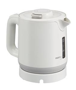 TIGER electric kettle Wakuko 0.8 liters white PCJ-A080-W