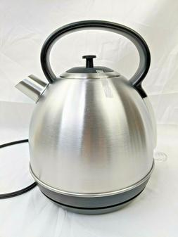 Aicok Stainless Steel Electric Kettle 1.7L KE5502 NIB New In