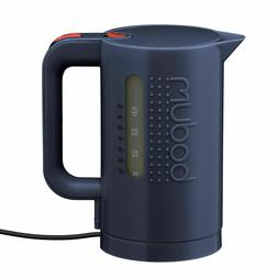 Bodum Bistro Electric Kettle Water Boiling Hot Tea Coffee 34