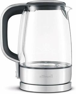 Breville BKE595XL The Crystal Clear 1.7-Liter Electric Water