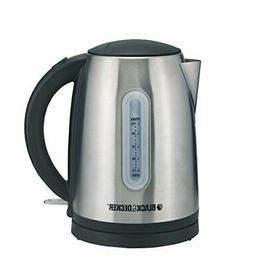 Black & Decker JC400 220V 2200W Electric Kettle, 1.7 L,