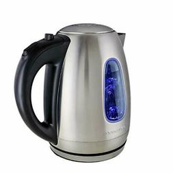 bpa stainless steel cordless electric