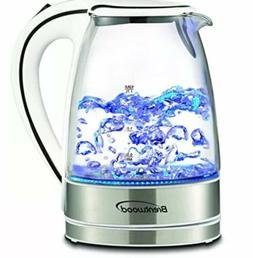 BRAND NEW Brentwood 1.7 Liter KT-1900 Royal Glass Electric T