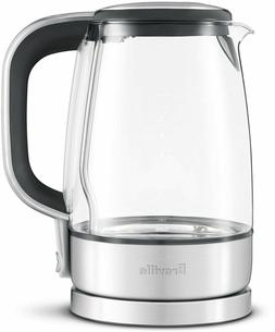 Brand New Breville The Crystal Clear 1.7-Liter Electric Wate