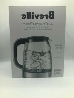 Brand New Breville The Crystal Clear 1.7-Liter / 7 Cup Elect