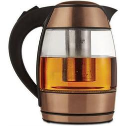 Brentwood Kt-1960rg 1.8L Stainless Steel Electric Kettle, Ro