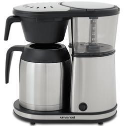 Bonavita Connoisseur 8-Cup One-Touch Coffee Maker Featuring