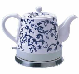 ceramic electric kettle porcelain teapot