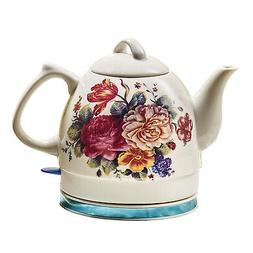 Victorian Trading Co Vintage-Style Roses Electric Hot Water