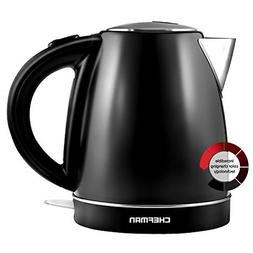 color changing electric kettle with auto shutoff