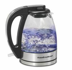 compact glass kettle 1 liter 40930