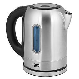 Kalorik 1.7 Liter Digital Cordless Stainless Steel Kettle wi