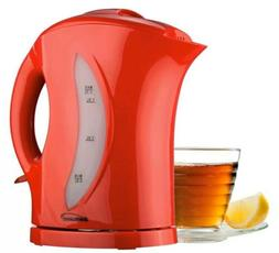 1.79-qt. Cordless Water Kettle - Color: Red