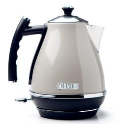 Haden Cotswold Putty Electric Jug Kettle 1.7L Cordless, Remo