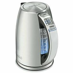 Cuisinart CPK-17 PerfecTemp 1.7-Liter Stainless Steel Cordle
