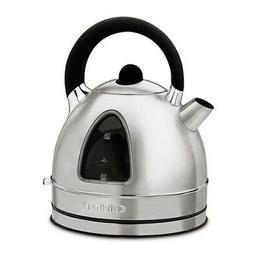 Cuisinart DK-17 Cordless Stainless Steel Electric Kettle