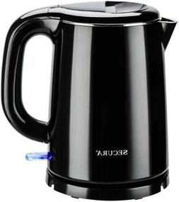 Secura Double Wall Electric Water Kettle SWK-1001DB