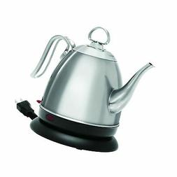Gourmia GDK260 Digital Electric Kettle -Rotates 360° -Cordl