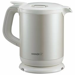 Zojirushi Electric .8 Liter Kettle White CK-AH08-WA Japan Co