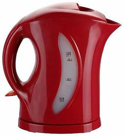 electric cordless 1 7 tea kettle hot